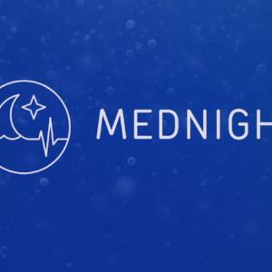 fondo video mednight