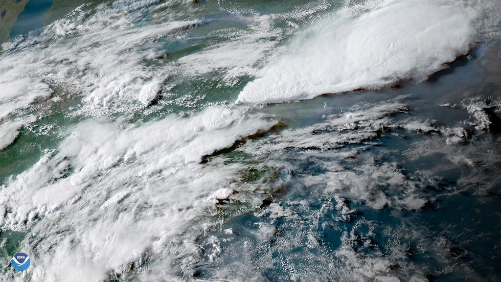 Why climate change could make Mediterranean atmospheric 'meteotsunamis' more common