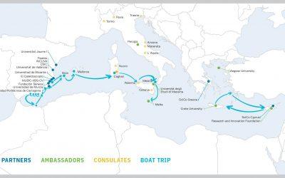 Los países mediterráneos se unen por primera vez en la Noche Europea de la Investigación