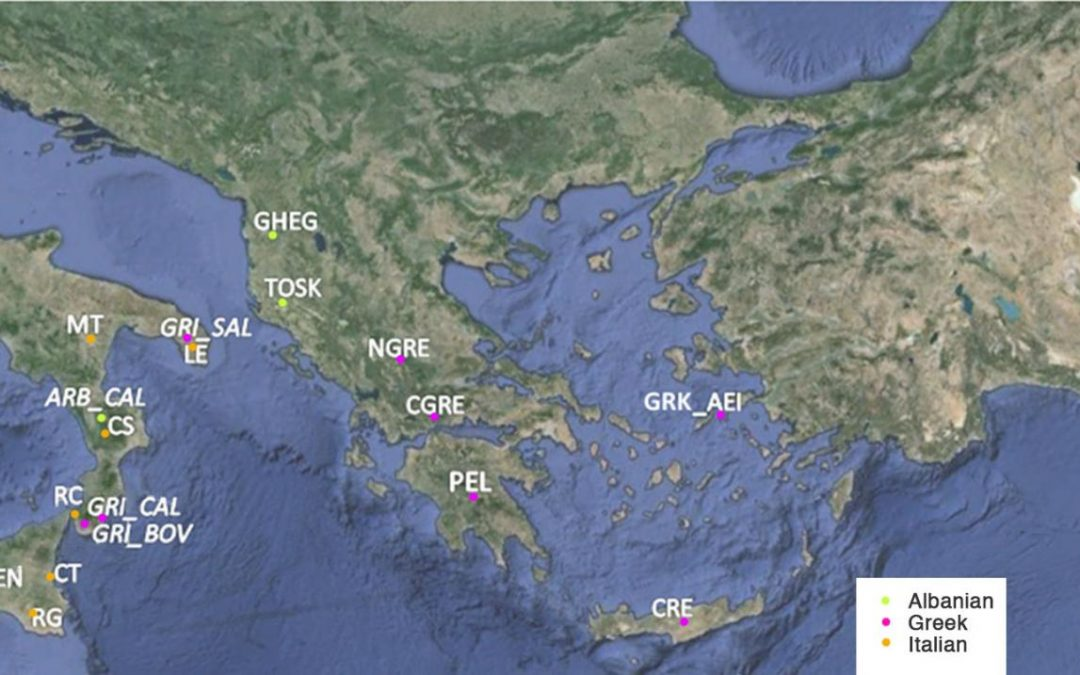Mediterranean genes