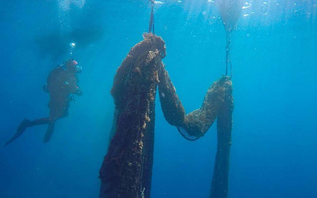 Swimming 120 kilometres in Costa Brava for its environmental protection