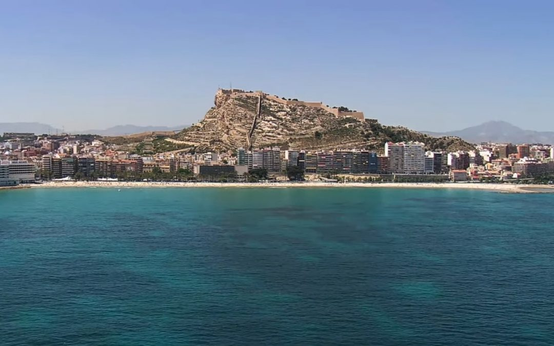 GEOLOGICAL ROUTE THROUGH THE CITY OF ALICANTE