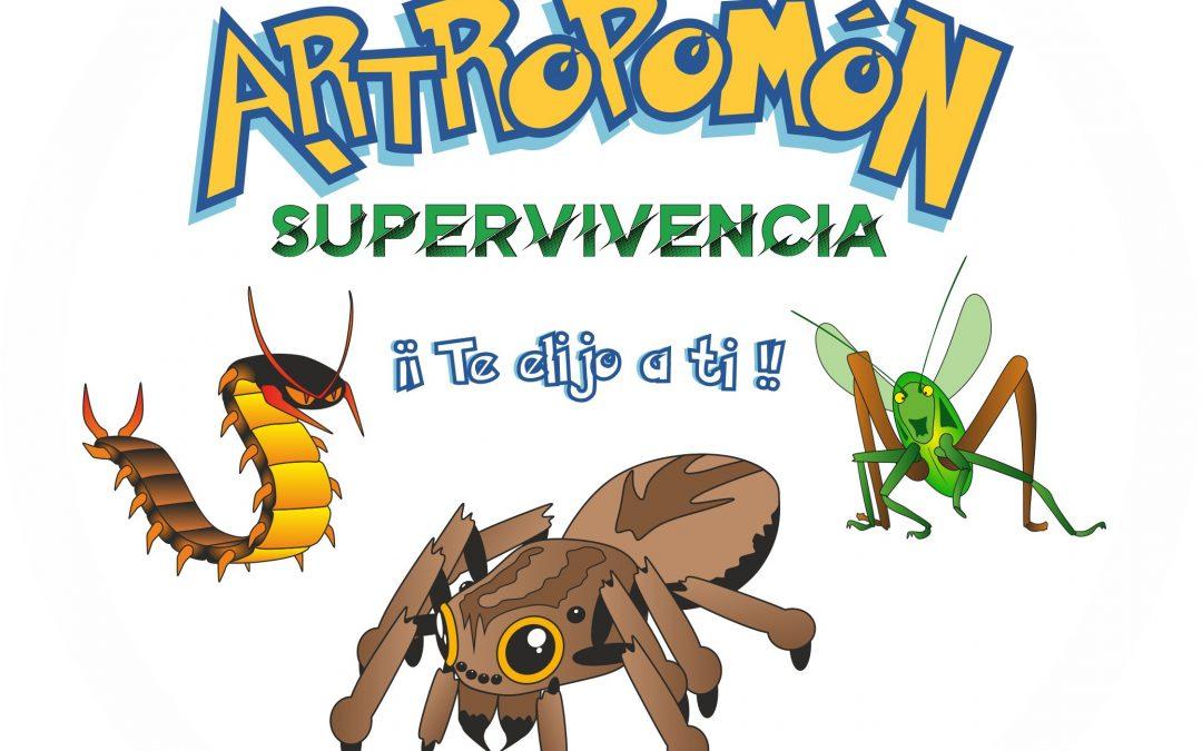 ARTROPOMON. SUPERVIVÈNCIA ET TRIE A TU!!