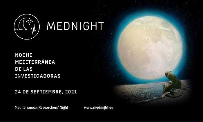 Observación astronómica en la laguna de La Mata con motivo de la Noche Europea de los investigadores