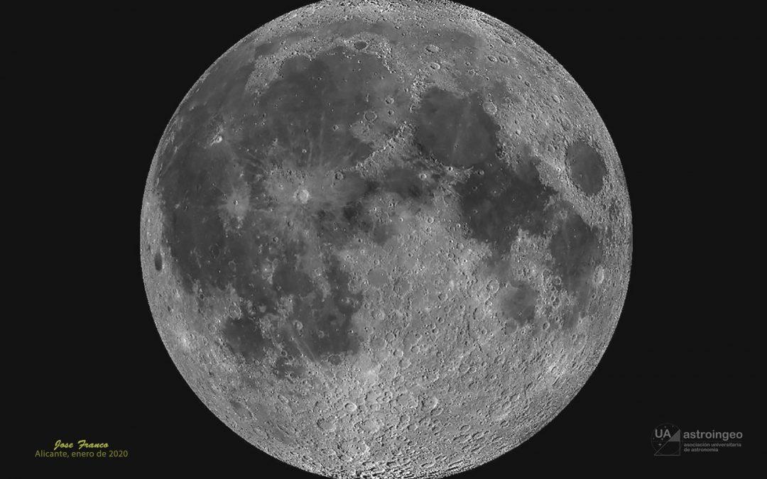 ASTRONOMIC WORKSHOPS ON THE MEDITERRANEAN MOON