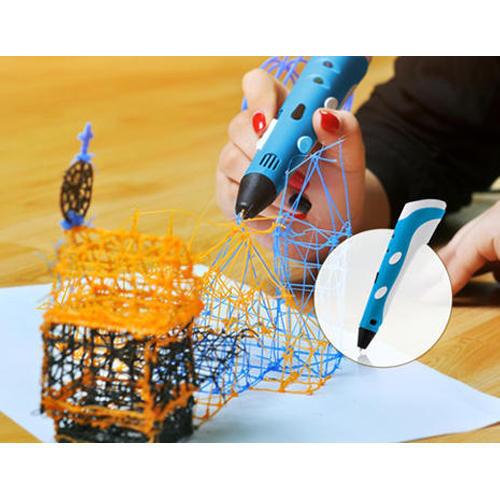 Mind the Lab Experiment: 3-D pens corner