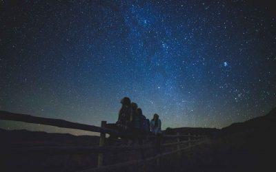 El cielo de La Mata en Torrevieja recibe a Júpiter y Saturno con banda sonora propia este viernes