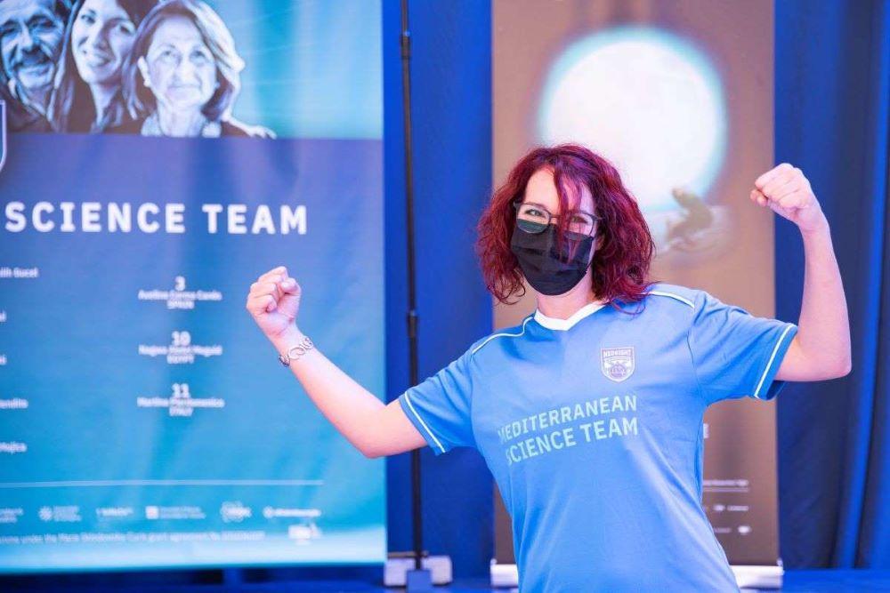 ¡Aúpa la Selección Mediterránea de la Ciencia!