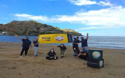 Το Mind the Lab ταξιδεύει στη Λήμνο!