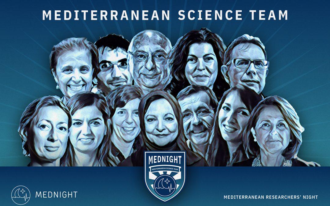 Mediterranean Science Team