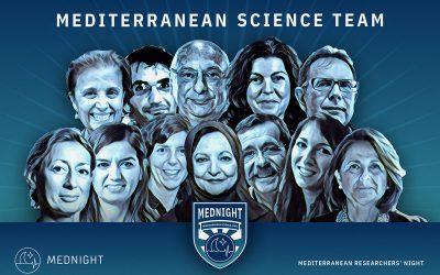 The All-Mediterranean Science Team