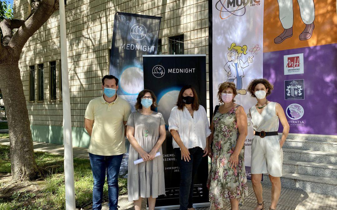 El MUDIC presenta una amplia oferta de actividades en la Noche Mediterránea de las Investigadoras