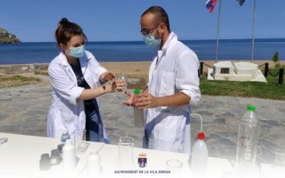 The Mediterranean Researchers' Night  brought  science to the squares, gardens and beaches of the Mediterranean